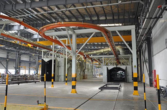 长久集团中置轴轿运车成为首批通过中国燃油公告轿运